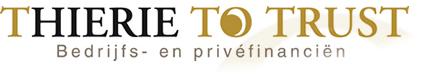 THIERIE TO TRUST - Persoonlijke Financiële Planning (PFP) - Familiale KMO - Financieel Management - Deugdelijk bestuur